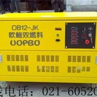 供应12kw多燃料发电机,天然气发电机