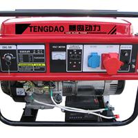 供应6KW三相汽油发电机价格
