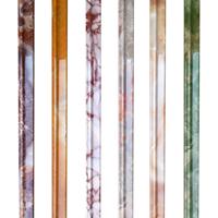 欧式仿玉石装饰线条微晶石配件厂家直销