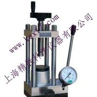 供应769YP-24B手动粉末压片机 小型油压机