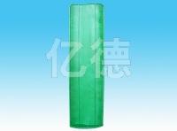 阻块/橡胶柱帽/横隔梁/眩板/端部支撑架/端部立柱轮廓