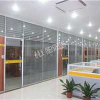 供应室内隔间玻璃隔断美格隔墙专业高隔厂家