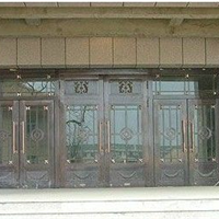 供应甘肃兰州铜门销售、安装、调试。