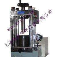 供应精胜DY-40电动粉末压样机|小型压片机