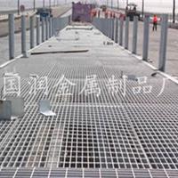 供应平台钢格板-钢格板平台厂家-国润钢格板