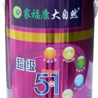 专业生产供应十大品牌涂料大自然优质墙面漆