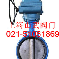 供应电动对夹式蝶阀D971X