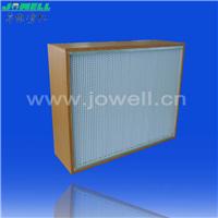 供应木框纸隔板高效过滤器 广东东莞深圳