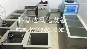 铝板阳极氧化生产线