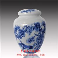 供应陶瓷包装罐,陶瓷茶叶罐定做,陶瓷药罐批发