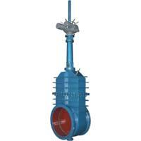 供应明杆水封平行燃气切断阀YSZ944-2.5C