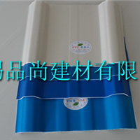 供应防腐卓越隔音保温PVC塑胶瓦