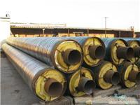 批发供应合肥多种型号钢套钢蒸汽保温钢管