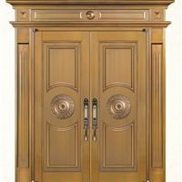 铜星铜艺-创新烧焊工艺铜门