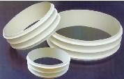 供应越财塑业绍兴越财塑业有限公司加筋管HDPE双壁波纹管