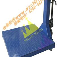 供应深圳电子地磅|山星SC-2T型电子地磅