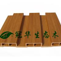 供应生态木装饰板内墙面195长城板
