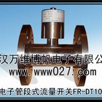 消防水箱电子管段式流量开关FR-DT10F