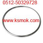 供应空心金属O型圈-昆山进口金属密封圈
