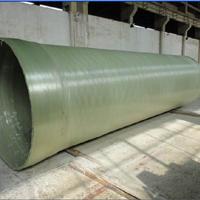 供应玻璃钢夹砂管道 机械缠绕玻璃钢管