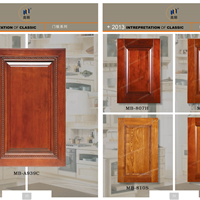 OEM代加工实木橱柜衣柜酒柜护墙定制家具