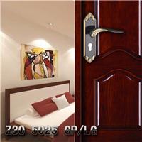 HDW室内门锁 卧室房门锁 欧式不锈钢双舌