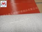供应XM低温-70℃到高温230℃硅橡胶玻纤布