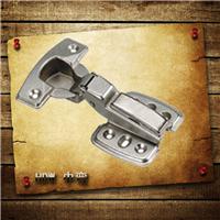 HDW不锈钢普通铰链 大弯 中弯 直弯
