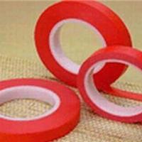 批发供应红色高温美纹胶带