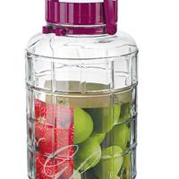 供应清瓶乐玻璃方格瓶