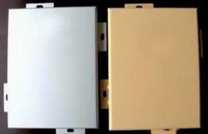 供应2.5优质氟碳铝单板