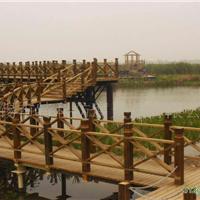 供应淄川防腐木木凉亭、木栈道、木廊架