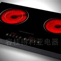 供应嵌入式双头电陶炉 橱柜电灶 一件起批