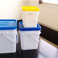 生产供应美式广口注塑桶
