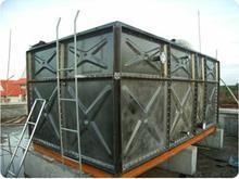 供应北京钢板搪瓷水箱 消防水箱 人防水箱
