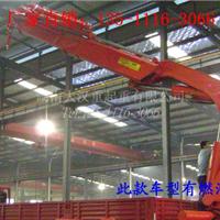 25吨折叠臂随车吊-东风折臂吊最低价供应