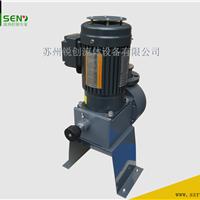 供应台湾SENP立式机械隔膜计量泵