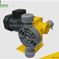 供应台湾SENP卧式机械隔膜计量泵