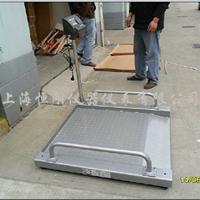 上海带RS232接口斜坡轮椅秤功能