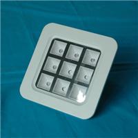 新款LED格栅灯外壳配件中山LED厨卫灯外壳套件