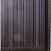 竖琴式水泥平板瓦