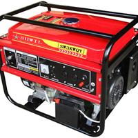 供应进口动力电启动3KW汽油发电机组