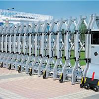 供应甘肃兰州电动伸缩门专业设计安装调试