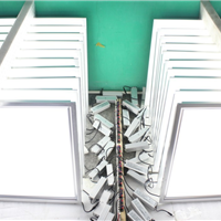 供应高亮集成吊顶LED面板灯600*600MM
