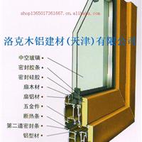 木铝型材复合门窗 断桥铝门窗 阳光房
