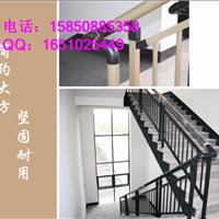 日照楼梯护栏 住宅楼小区工程栏杆扶手报价