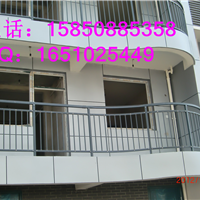 宣城楼梯护栏 钢化玻璃楼梯阳台扶手栏杆