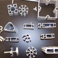供应北京标摊铝型材四棱柱八棱柱三卡锁