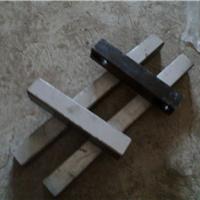 供应砖机机口高铬衬板,合金口条