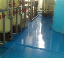五金生产厂专用不饱和树脂防腐地坪供应